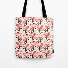 Daphne Floral Tote Bag