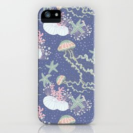 Jellies & Stars iPhone Case