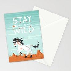 Stay Wild Stationery Cards