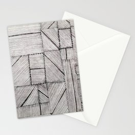 Just Lines 2 Stationery Cards