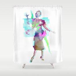 Love Struck Shower Curtain