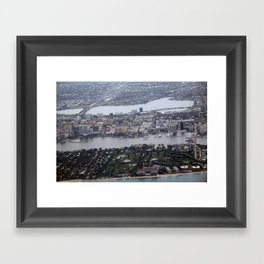 Palm Beach Island: www.scsprints.com Framed Art Print