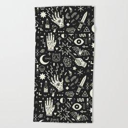 Witchcraft Beach Towel