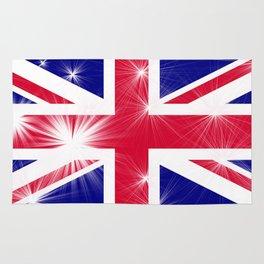 Union Jack Glamour Rug