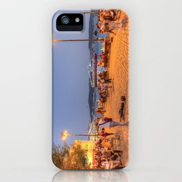 Istanbul At Night iPhone Case