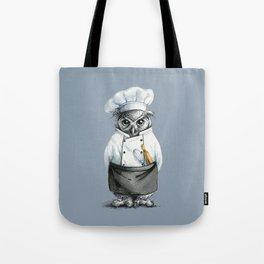 Baker Owl Tote Bag