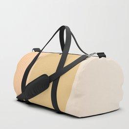 Sunrise / Sunset Abstract Gradient III Duffle Bag