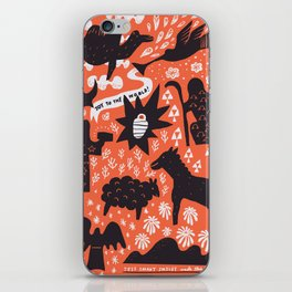 Joy to the World! iPhone Skin