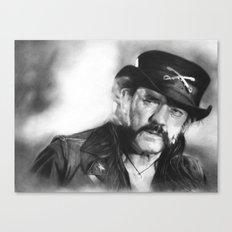 Lemmy Kilmister Canvas Print