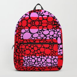 Equality For All 2 - Stone Rock'd Art By Sharon Cummings Backpack