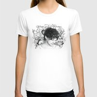 tattoos T-shirts featuring Tattoos - L by wreckthisjessy