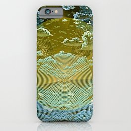 Manifestation Of A New Earth iPhone Case
