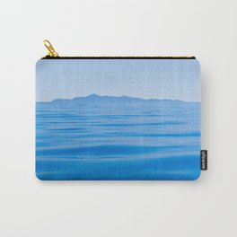 Greek Island Carry-All Pouch