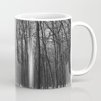 Trees in the forest Mug