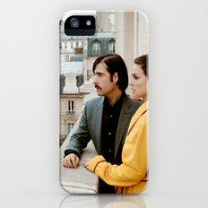 HOTEL CHEVALIER iPhone SE Slim Case