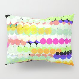 colorful abstract design Pillow Sham