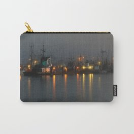 Foggy Harbour Carry-All Pouch