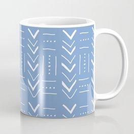 Geometric with lines, dots and chevrons Coffee Mug