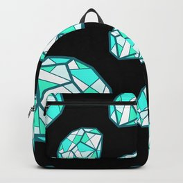Diamonds are Forever until they're pawned Backpack