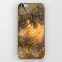 30 rock iPhone & iPod Skins featuring Idaho Gem Stone 30 by Leland D Howard
