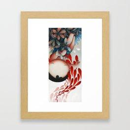 Suffocation Framed Art Print