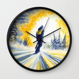 Light Chaser Wall Clock