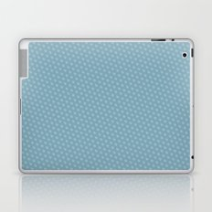 U13: blue droplet Laptop & iPad Skin