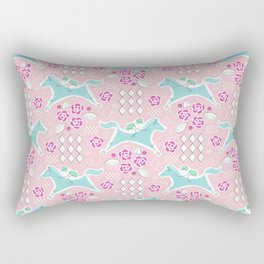 Derby Party Rectangular Pillow