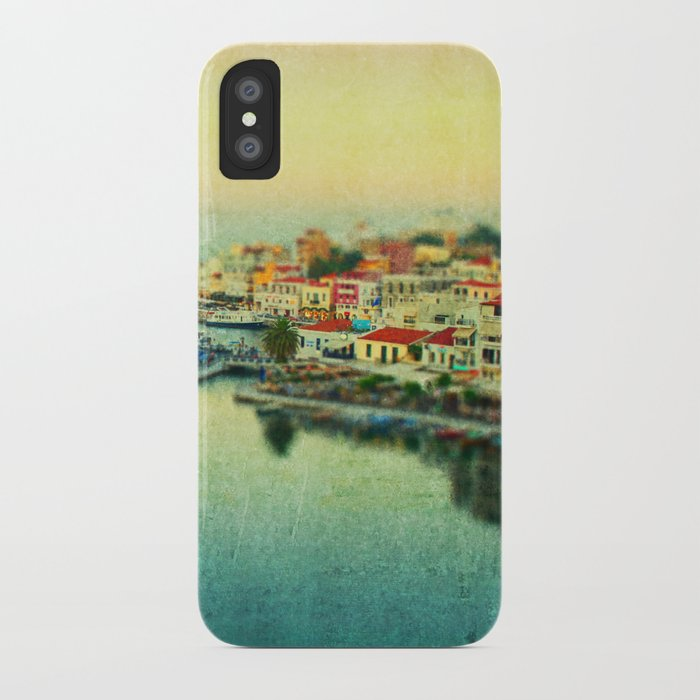 Agios Nikolaos iPhone Case