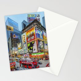 Times Square III Special Edition I Stationery Cards