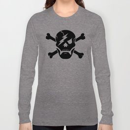 MEKANO TURBO logo Long Sleeve T-shirt