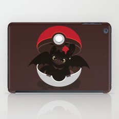 How To Catch Your Dragon iPad Case