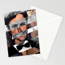 Amedeo Modigliani's Man's Head (Portrait of a Poet) & Marcello Mastroianni Stationery Cards