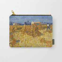 Corn Harvest in Provence Carry-All Pouch