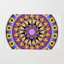 Mandala Fertility Rug