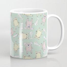 Raining Cats and Dogs (Patterns Please) Coffee Mug