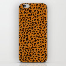 Death Lepard iPhone & iPod Skin