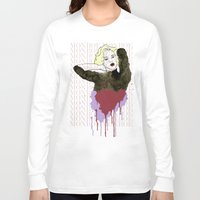 monroe Long Sleeve T-shirts featuring Monroe by ODDITY