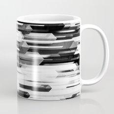 obelisk posture 2 (monochrome series) Mug