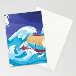 The Odyssey Stationery Cards