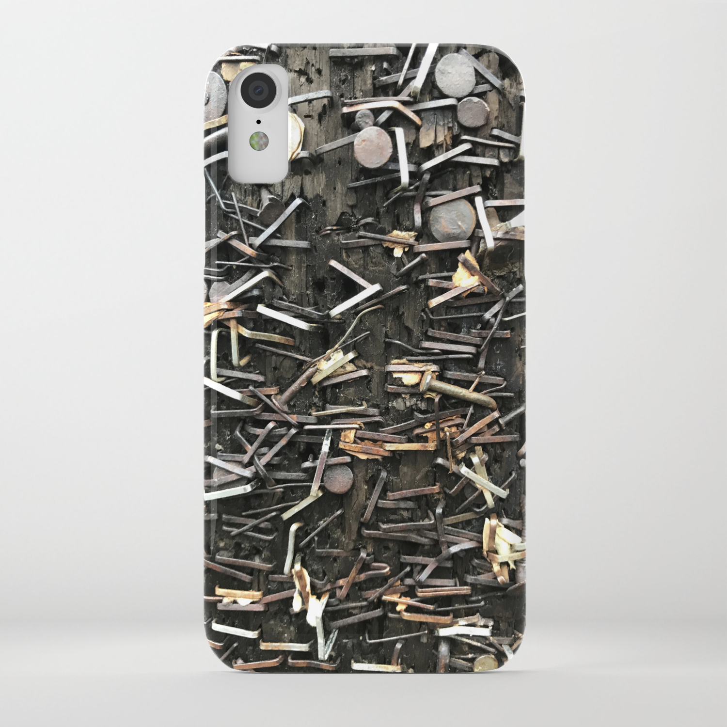 watch 62d7f 79a4e Staples and Nails it! iPhone Case