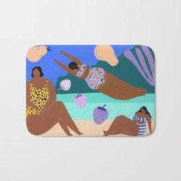 Exotical Fruits Bath Mat
