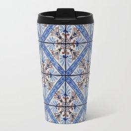 Azulejos 21 Travel Mug