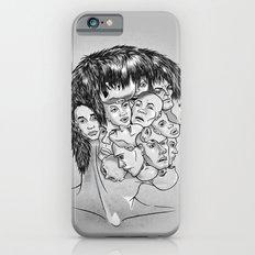 Face Lock BW Slim Case iPhone 6s