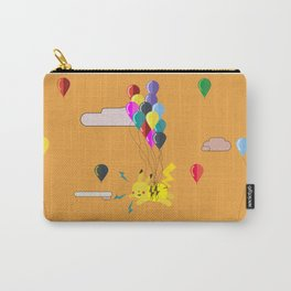 Electric Balloons  Carry-All Pouch