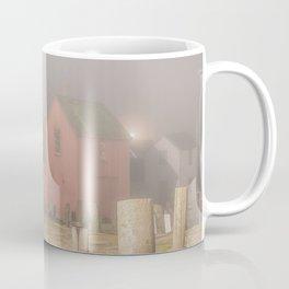 Foggy Motif #1 at night Coffee Mug