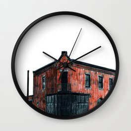 THOMAS O'CONNELL PLUMBING AND HEATING Wall Clock