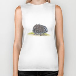 Hedgehog Biker Tank