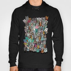 Gemstone Cats Hoody