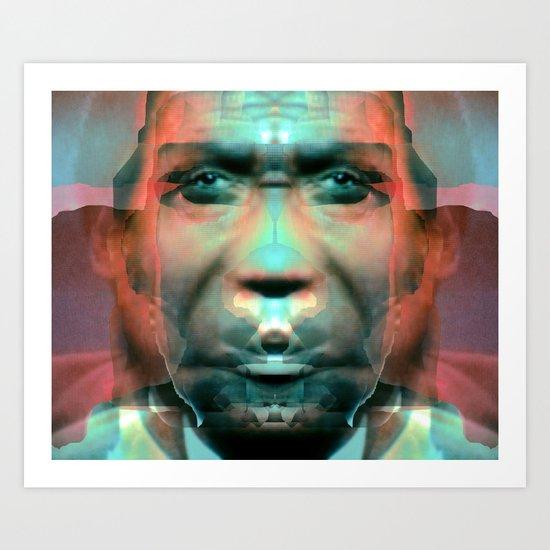 Cosby #18 Art Print